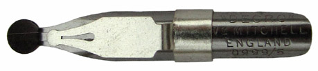 William Mitchell, No. 0999-5, Decro Pen