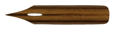 British Steel Pens Ltd., No. 303 EF