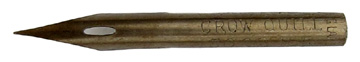 Röhrchenfeder, M. Myers & Son LTD, No. 5062, Mapping Pen for artists and draughtsmen