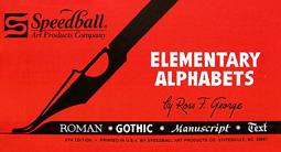 Elementary Alphabets, 24 Seiten, Zahlreiche Alphabet-Vorlagen mit vielen Informationen und Anleitungen