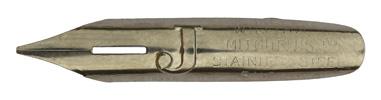 Antike Bandzugfeder, William Mitchell, J. M.
