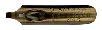 Baignol & Farjon, No. 5, Ronde Bosse
