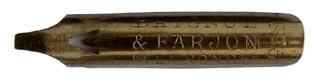 Bandzugfeder, Baignol & Farjon, No. 394-5, A la Ronde, Typ 2