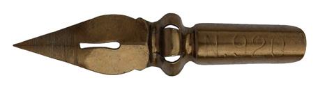Unbekannter Hersteller, No. 920, Extra Fina, Penna Vulcano