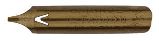 Bandzugfeder, Baignol & Farjon, No. 394-2, A la Ronde, Typ 1