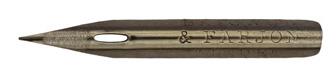 Antike Zeichenfeder, Baignol & Farjon, No. 976, Jade, Typ 1