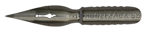 Roeder, No. 53 F, Kugelzack, Typ 2