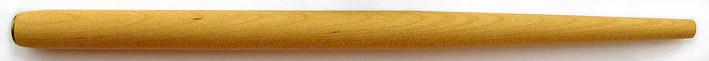 Federhalter zum Einstecken von Kalligraphie-Schreibfedern, Birke natur, geölt