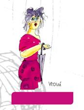 Rohrer & Klingner, sketchINK®, Vroni, pink, pigmentierte Füllertinte