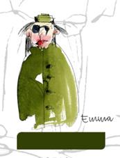 Rohrer & Klingner, sketchINK®, Emma, grün, pigmentierte Füllertinte