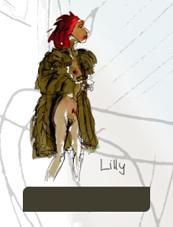 Rohrer & Klingner, sketchINK®, Lilly, umbra, pigmentierte Füllertinte