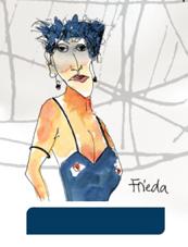 Rohrer & Klingner, sketchINK®, Frieda, marine, pigmentierte Füllertinte