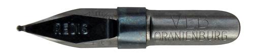 Schnurzugfeder, VEB Kaltwalzwerk Oranienburg, Redisfeder No. 46, 1mm