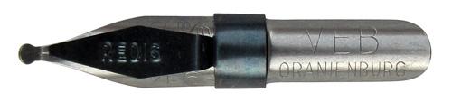 Schnurzugfeder, VEB Kaltwalzwerk Oranienburg, Redisfeder No. 46, 2mm