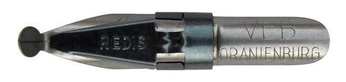 Schnurzugfeder, VEB Kaltwalzwerk Oranienburg, Redisfeder No. 46, 4mm