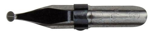 Berliner Schreibfederfabrik (VEB), Schnurzugfeder KUL, 3mm