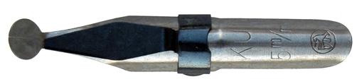 Berliner Schreibfederfabrik (VEB), Schnurzugfeder KUL, 5mm