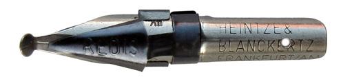 Schnurzugfeder, Heintze & Blanckertz, No. 1146, 3mm, Redisfeder Typ 2B