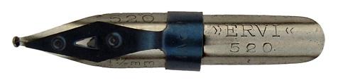 Schnurzugfeder, Ervi, No. 520, 1,5 mm