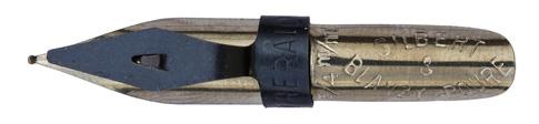 Schnurzugfeder, Gilbert & Blanzy-Poure, Treraid 0,75mm