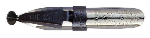 Schnurzugfeder, Gilbert & Blanzy-Poure, Treraid 4mm