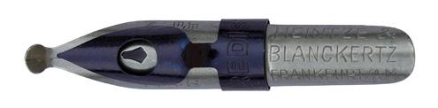 Schnurzugfeder, Heintze & Blanckertz, No. 1146, 3mm, Redisfeder Typ 5