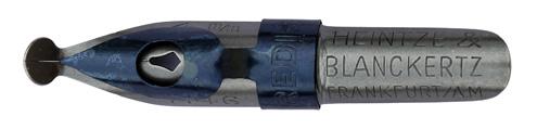 Schnurzugfeder, Heintze & Blanckertz, No. 1146, 4mm, Redisfeder Typ 5