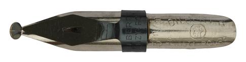 Schnurzugfeder, Gilbert & Blanzy-Poure, No. 1806, 3mm, Tréraid, Typ 2