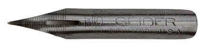 Kalligraphie-Schreibfeder, Eagle Pencil Co, Glider No. 850 E