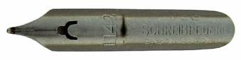 Antike Schreibfeder, Berliner Schreibfedernfabrik (VEB), No. 1142