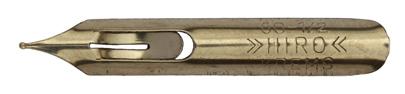 Antike Pfannenfeder, Hiro, No. 60-1/2, Krems