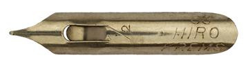 Antike Pfannenfeder, Hiro, No. 63-1/2, Krems