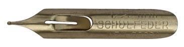 Antike Pfannenfeder, Dossa, No. 474, Schulfeder