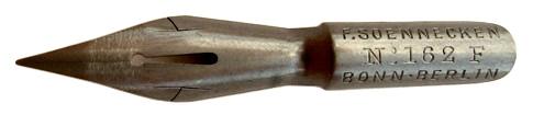 F. Soennecken, No. 162, F