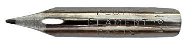 Unbekannter Hersteller, No. 1 Plume Flament