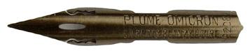 Blanzy Conté-Gilbert, No. 2082, Plume Omicron