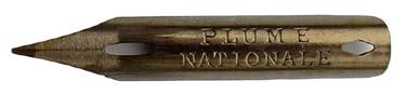 Baignol & Farjon, No 98, Stempelung 1: Plume Nationale