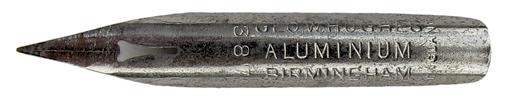 George W. Hughes, No. 387, Aluminium