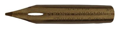 Kalligraphie Spitzfeder, Blanzy-Poure & Cie, No. 634 G, Delta