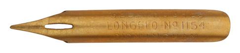 George W. Hughes, No. 1154, Longflo