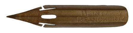Antike Spitzfeder, Heintze & Blanckertz, No. 2280 EF, Typ 2