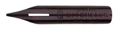 Antike Spitzfeder, John Mitchell, No. 0232, Broad, Typ 2