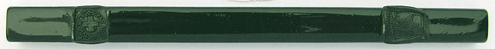 Siegellack Meergrün