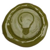 Siegelstempel-Platte, Glühbirne