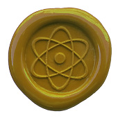 Siegelstempel-Platte, Atom