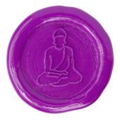 Siegelstempel-Platte, Buddha
