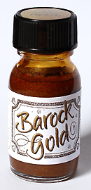 Barockgold Kalligraphie-Tinte