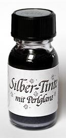 Silber Kalligraphie-Tinte