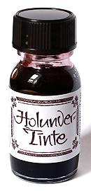 Holunder-Tinte Kalligraphie-Tinte