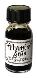 Alhambra-Grün Kalligraphie-Tinte